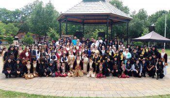 Στον Καναδά το φεστιβάλ νεολαίας της Παμποντιακής νεολαίας της Αμερικής
