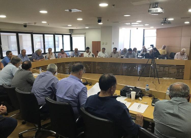 Με 18 θέματα συνεδριάζει την Τρίτη το Διοικητικό Συμβούλιο της Π.Ε.Δ. Κεντρικής Μακεδονίας