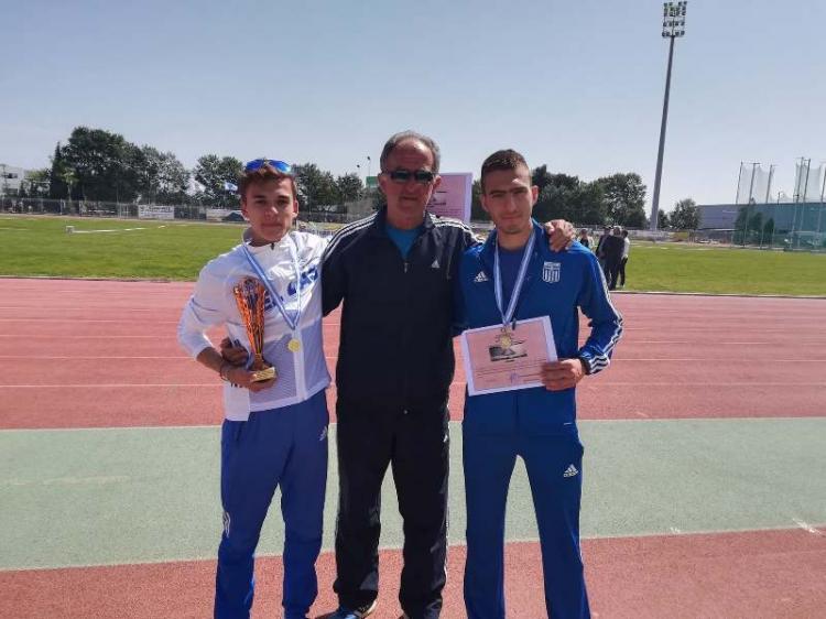 Επιτυχίες της Ημαθίας στους Πανελλήνιους Αγώνες Στίβου ΓΕ.Λ & ΕΠΑ.Λ Ελλάδας – Κύπρου 2017-18