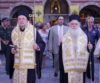 Εκλογή του Σεβασμιωτάτου κ. Δημητρίου για τη χηρεύουσα Μητρόπολη Πριγκηποννήσων του Οικουμενικού Θρόνου