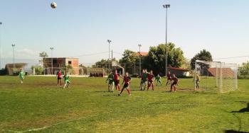 Με 2-1 επικράτησε η παιδική ομάδα του Αγροτικού Αστέρα της αντίστοιχης ομάδας του Αλιάκμονα Νησελίου