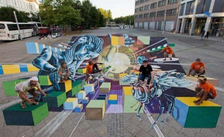 Από 28 Αυγούστου έως 10 Σεπτεμβρίου το Naoussa Street Art Festival