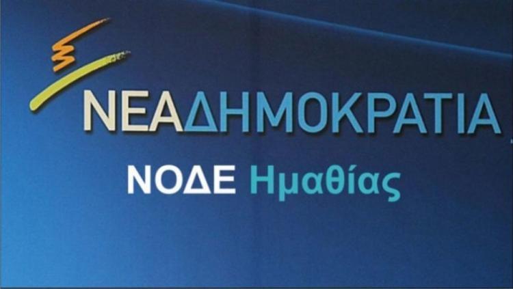 Μέχρι σήμερα οι δηλώσεις υποψηφιότητας στη ΝΟΔΕ Ημαθίας για τις εσωκομματικές εκλογές