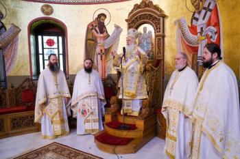 H Εορτή του Αγίου Αποστόλου Σωσιπάτρου στη Βέροια