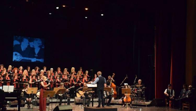 Με επιτυχία η μουσική Παράσταση «ΖΑΜΠΕΤΑΣ...και χίλια περιστέρια» για την ενίσχυση του Γηροκομείου Βέροιας