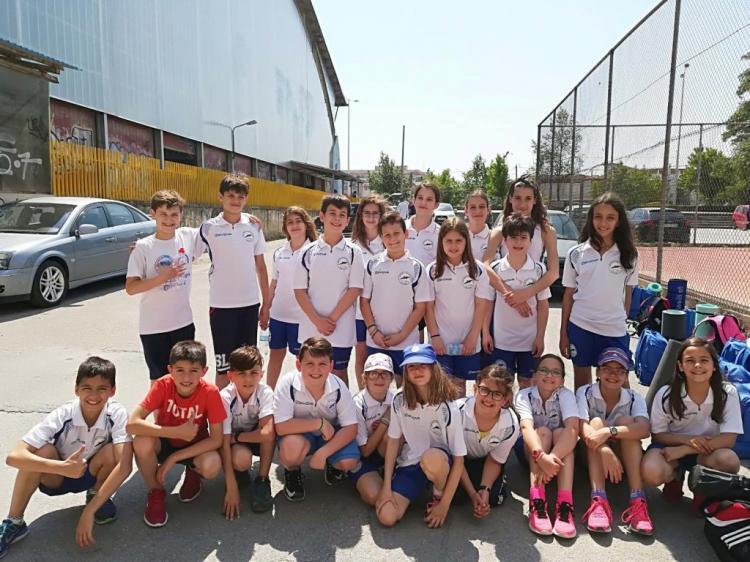 Εντυπωσίασε ο Νηρέας στη Λάρισα στους κολυμβητικούς αγώνες «Ακρίσια»