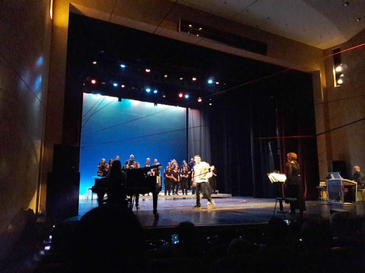 Μία συναυλία … κάτι άλλο!