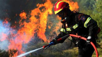 Ανακοίνωση της Πυροσβεστικής Υπηρεσίας Βέροιας για την αντιπυρική περίοδο από 1 Μαΐου έως 31 Οκτωβρίου 2018