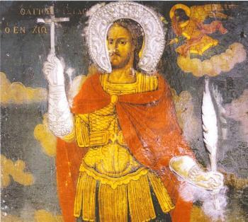 Νησιώτες Άγιοι Νεομάρτυρες της Ορθοδοξίας μας, Άγιος Ισίδωρος