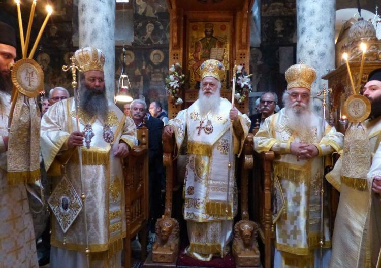 Εορτάστηκε η μνήμη της Οσίας Σοφίας της Ποντίας στην Καστοριά