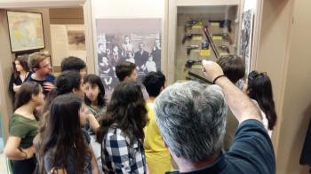 Το Ενιαίο Ειδικό Επαγγελματικό Γυμνάσιο και Λύκειο Ειδικής Αγωγής Βέροιας επισκέφτηκε το Βλαχογιάννειο Μουσείο