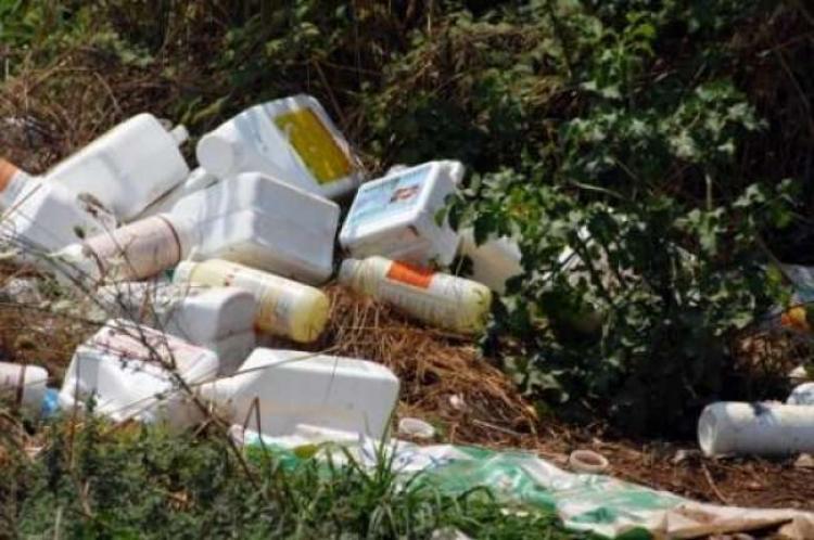 Διαχείριση κενών συσκευασιών φυτοπροστατευτικών προϊόντων στο Δήμο Βέροιας, πρόγραμμα 1ης συλλογής έτους 2018