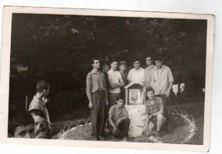 Αναμνήσεις από τις παιδικές κατασκηνώσεις της Ιεράς Μητροπόλεως στη Μονή Τιμίου Προδρόμου Βεροίας