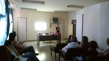 Ενημέρωση για τη λειτουργία και τις παρεχόμενες υπηρεσίες του ΚΣ Υποστήριξης Γυναικών Δήμου Βέροιας στο ΚΥ Αλεξάνδρειας