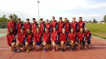 Έτοιμος ο στίβος του Φιλίππου για το διασυλλογικό πρωτάθλημα Ανδρών-Γυναικών