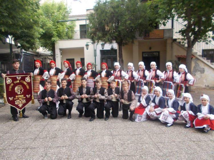 Το Λύκειο των Ελληνίδων Βέροιας στην 27η Πολιτιστική Συνάντηση παιδιών στην Καρδίτσα