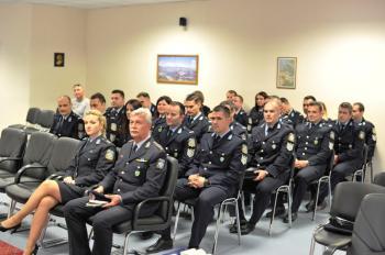 Τελετές απονομής πιστοποιητικών σπουδών σε 55 αστυνομικούς που συμμετείχαν σε 2 εκπαιδευτικά σεμινάρια στη Σχολή Αστυνομίας
