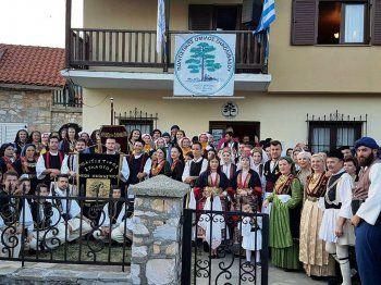 Εντυπωσίασε η 13η συνάντηση χορευτικών συγκροτημάτων στο Ξηρολίβαδο