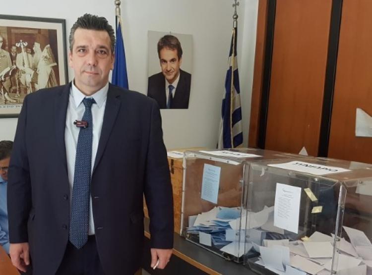 Και στην Ημαθία μεγάλη συμμετοχή στις εσωκομματικές εκλογές της ΝΔ, ποιοί εκλέγονται σε ΝΟΔΕ και ΔΗΜΤΟ