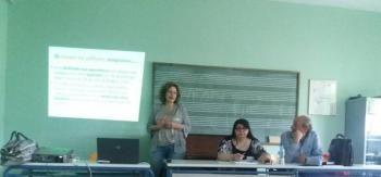 Συμμετοχή με εισήγηση του δημ. σχολείου Κουλούρας στο παν/νιο συνέδριο: «Σχολείο ανοιχτό στις κοινωνικές και παιδαγωγικές προκλήσεις»