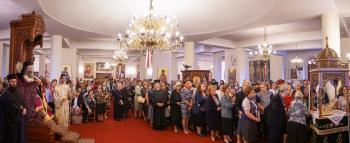 Λήξη κύκλων μελέτης Αγίας Γραφής της Ιεράς Μητροπόλεως Κίτρους στην Ιερά Μονή Παναγίας Δοβρά