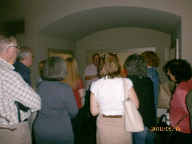 Ξενάγηση στο Αρχαιολογικό Μουσείο Βέροιας και αφήγηση της ιστορίας της πόλης από τον αρχαιολόγο Ιωάννη Γραικό