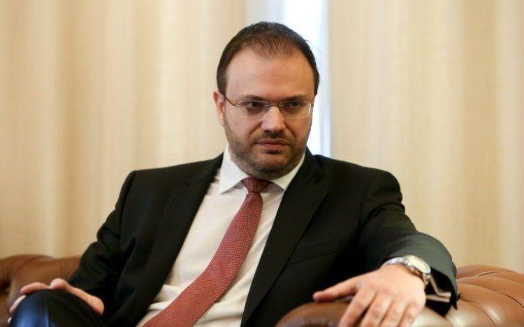 Θανάσης Θεοχαρόπουλος:
