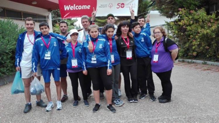 «Τα Παιδιά της Άνοιξης» στους πανελλήνιους αγώνες special Olympics Hellas στο Λουτράκι