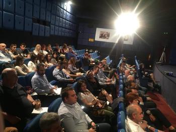 Πραγματοποιήθηκε η ημερίδα με θέμα «Η Ελλάδα στη νέα εποχή των προσωπικών δεδομένων και της αναδιάρθρωσης των επιχειρήσεων»