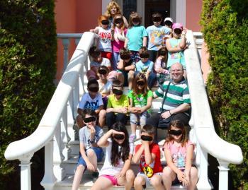 Επίσκεψη μαθητών του 13ου Δημοτικού Σχολείου Βέροιας στο Βλαχογιάννειο Μουσείο