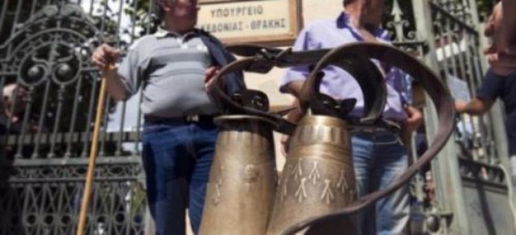 Συλλαλητήριο μπροστά στο Υπουργείο Μακεδονίας-Θράκης αποφάσισαν οι κτηνοτρόφοι για τις 31 Μαϊου