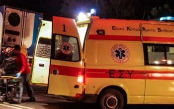 Νεκρός 71χρονος που έπεσε από το μπαλκόνι του στη Βέροια τα ξημερώματα της Τετάρτης