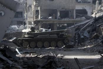 Συρία: Πλήγμα με τουλάχιστον 12 νεκρούς στις φιλοκυβερνητικές δυνάμεις