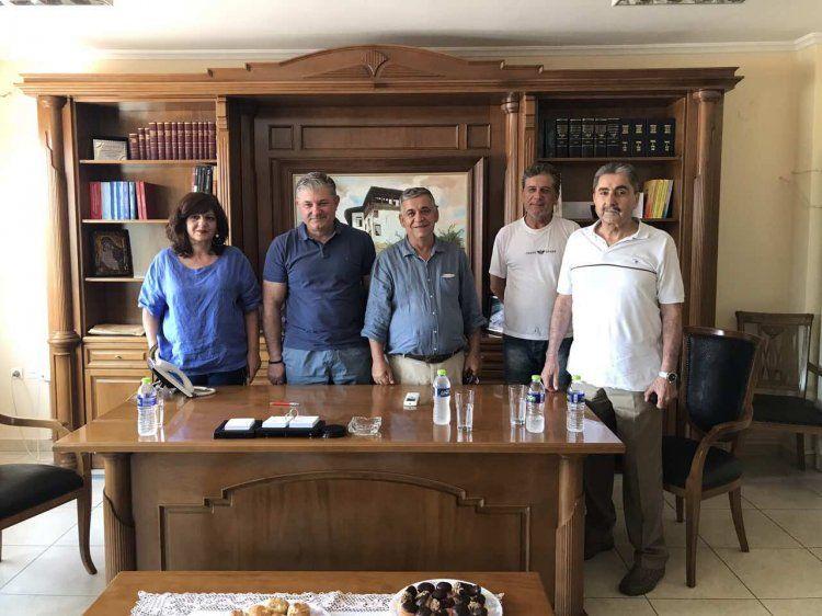 Τους Α.Σ. Μέσης, Ν. Αλιάκμων και Μελίκης επισκέφτηκε η βουλευτής Φ. Καρασαρλίδου
