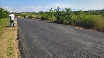 Αποκατάσταση του δρόμου Στράντζα-Μαρίνα του Δήμου Νάουσας