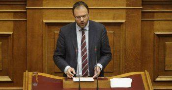 Θανάσης Θεοχαρόπουλος στη Βουλή:
