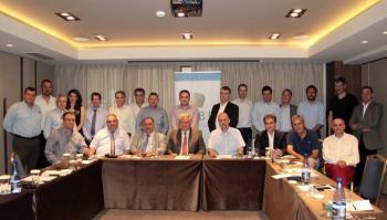 Νέος πρόεδρος του ΣΕΒΕ ο Γ.Κωνσταντόπουλος, γεν.γραμματέας ο Γ. Βούλης, στο ΔΣ ο Στ. Θεοδουλίδης