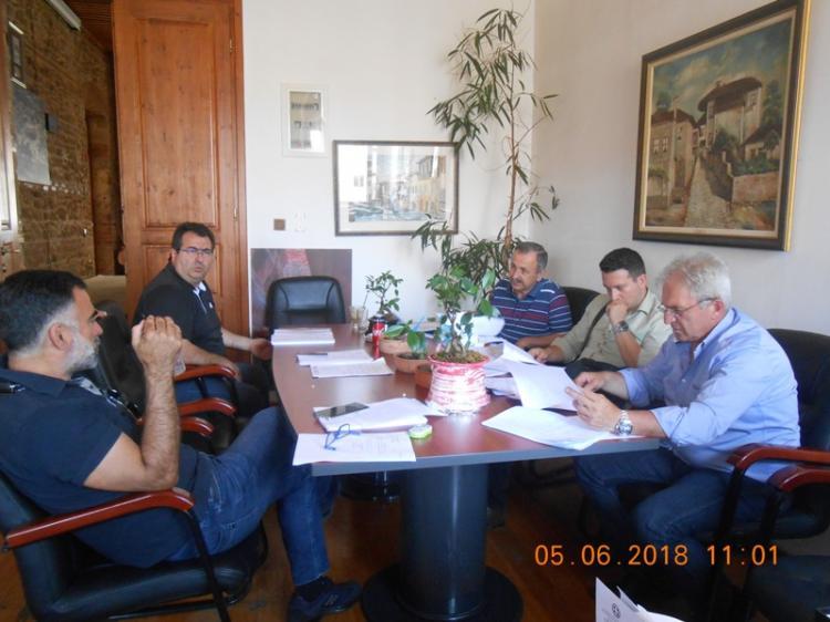 34 τακτικά και 4 έκτακτα θέματα στη χθεσινή συνεδρίαση της Οικονομικής Επιτροπής Δήμου Βέροιας, σε όλα δόθηκε θετική ψήφος
