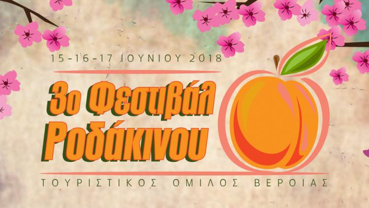 3o Διεθνές Συνέδριο για το Ροδάκινο, Παρασκευή 15 Ιουνίου 2018 - Ξενοδοχείο «Αιγές Μέλαθρον»