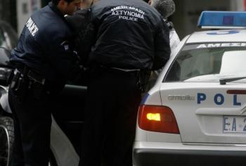 Σύλληψη 20χρονου και 19χρονου σε περιοχή της Ημαθίας για παραβίαση καταστήματος και κλοπή