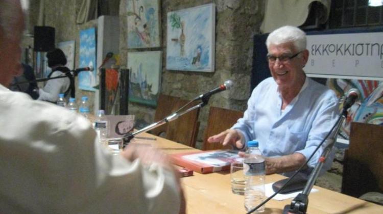 Με απόλυτη επιτυχία η παρουσίαση του βιβλίου «Όχι, δεν είμαι εχθρός του λαού», του συγγραφέα Μάριου Μαρκοβίτη