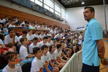 Το Veria Basketball Camp πάει στο Μουσείο της ΧΑΝΘ μαζί με Νίκο Χατζηβρέττα και Νίκο Ζήση