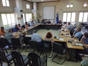 Δύο ειδήσεις από τον Ν. Κουτσογιάννη στο χθεσινό Δ.Σ. Νάουσας για κάθετο άξονα και κέντρο ψηφιδωτών