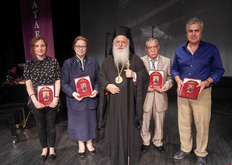 «Ιεραποστολή ἐν συγγραφαῖς» : πραγματοιποιήθηκε η βιβλιοπαρουσίαση των εκδόσεων της Ιεράς Μητροπόλεως