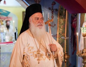 Πανηγύρισε ο Ιερός Ναός Αγίου Τιμοθέου Βεροίας