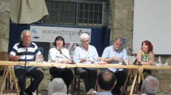 Η συγκλονιστική ομιλία του Σάββα Γαβριηλίδη στην παρουσίαση του βιβλίου του Μάριου Μαρκοβίτη «Όχι, δεν είμαι εχθρός του λαού»