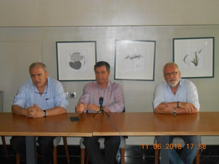 Γ. Καμίνης από τη Βέροια : «Ούτε με το ΣΥΡΙΖΑ, ούτε με τη Ν.Δ. είναι δεδομένη η συνεργασία μετεκλογικά»