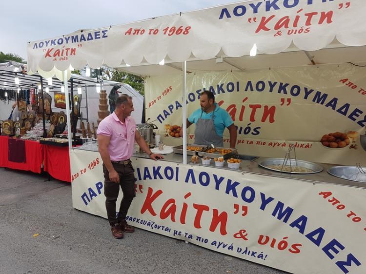 Χρ. Στογιάννης : «Φθηνές τιμές, πλούσια διασκέδαση μέχρι την Κυριακή στην εμποροπανήγυρη στην πλατεία Κοπανού»