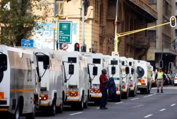 Νότια Αφρική: Δύο νεκροί μέσα σε τζαμί