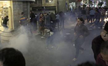 Παλαιστίνη: Κατεστάλη βίαια διαδήλωση στη Ραμάλα